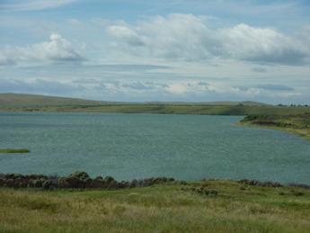 Озеро Сосновое  Хакасия